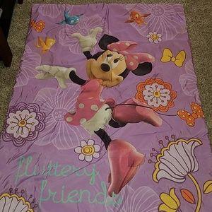 Minnie Mouse Toddler sheet set